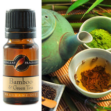Load image into Gallery viewer, Bamboo & Green Tea Fragrance Oil