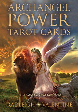Archangel Power Tarot Cards, New Edition