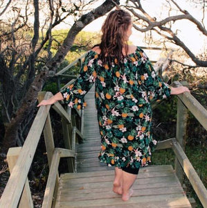 Tropical Isla Dress
