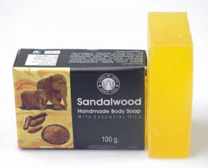 Song Of India Handmade Soap – Sandalwood
