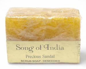Song Of India Loofah Bar – Precious Sandal