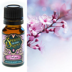 Sakura Fragrance Oil