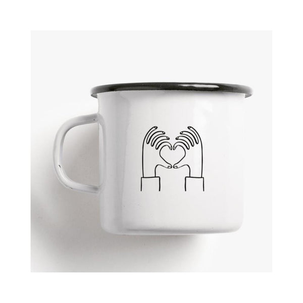 "TYPEALIVE - Tasse ""Love you a Latte"" -  - No59 Conceptstore Cologne"