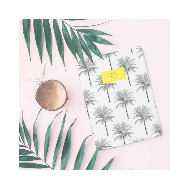 "TYPEALIVE - Notizheft ""Palm Trees"" -  - No59 Conceptstore Cologne"