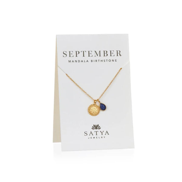 "SATYA - Kette NG3 ""September"" -  - No59 Conceptstore Cologne"