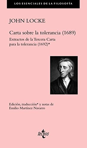 Carta Sobre La Tolerancia - Icaro Libros