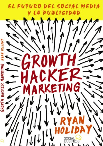 Libro - Growth Hacker Marketing - Anaya - Icaro Libros