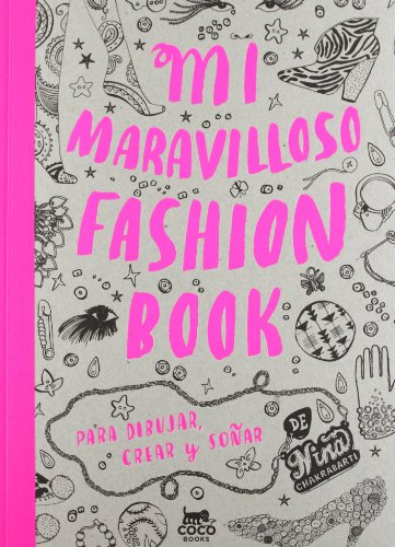 Mi Maravilloso Fashion Book - Icaro Libros
