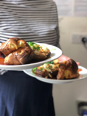 Sunday Roasts at the Griffin
