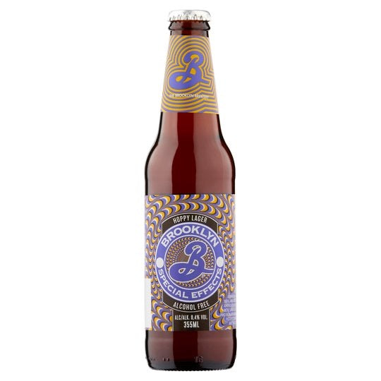 Brooklyn Special Effects 355ml Bottle Low Alcohol Lager