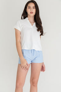 Eliana V-Neck Blouse