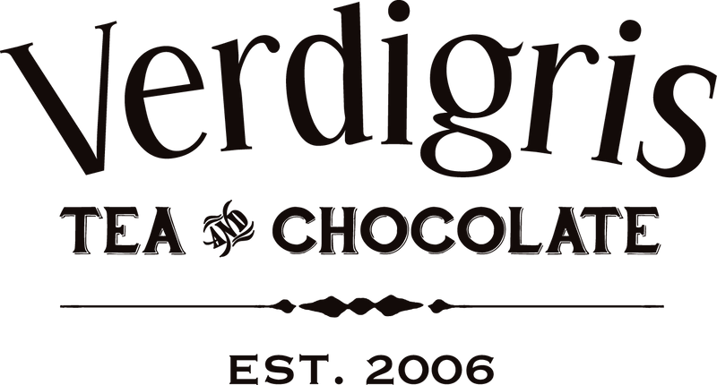 Verdigris Tea and Chocolate