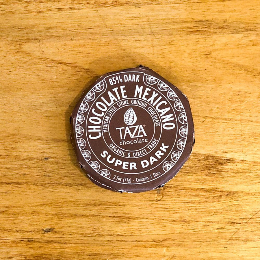 Taza Chocolate Discs, 2.7 ounces