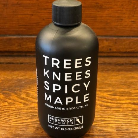 Trees Knees Spicy Maple Syrup