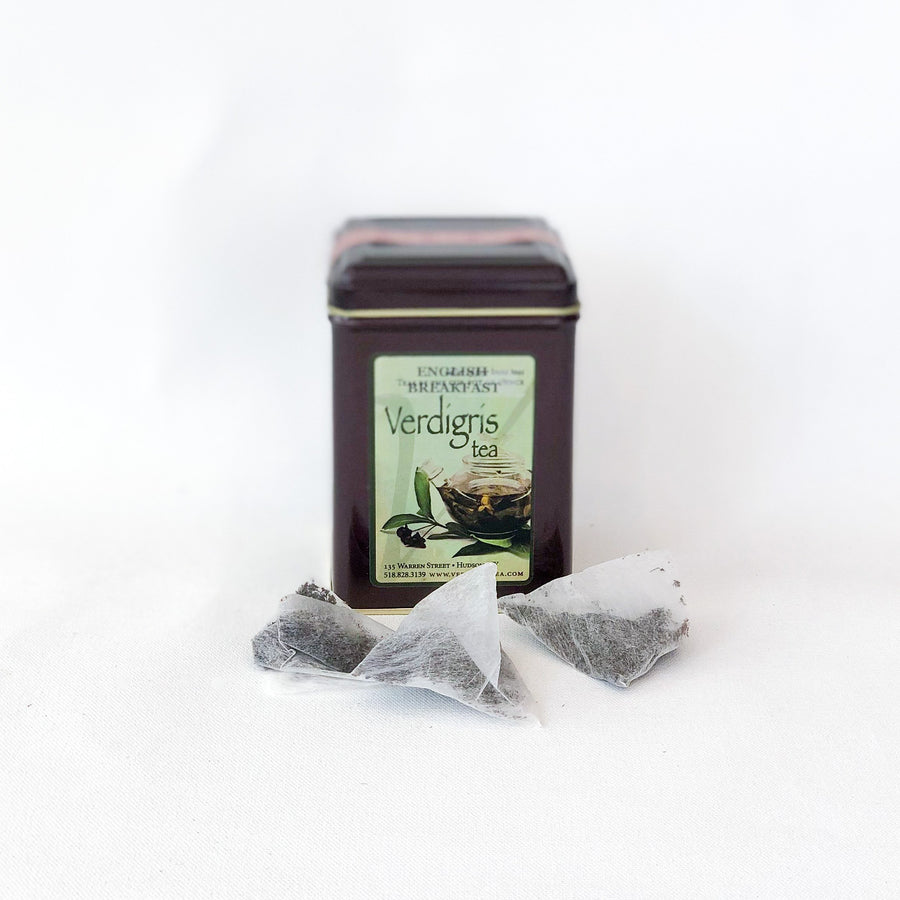 Moroccan Mint Green Tea Bags