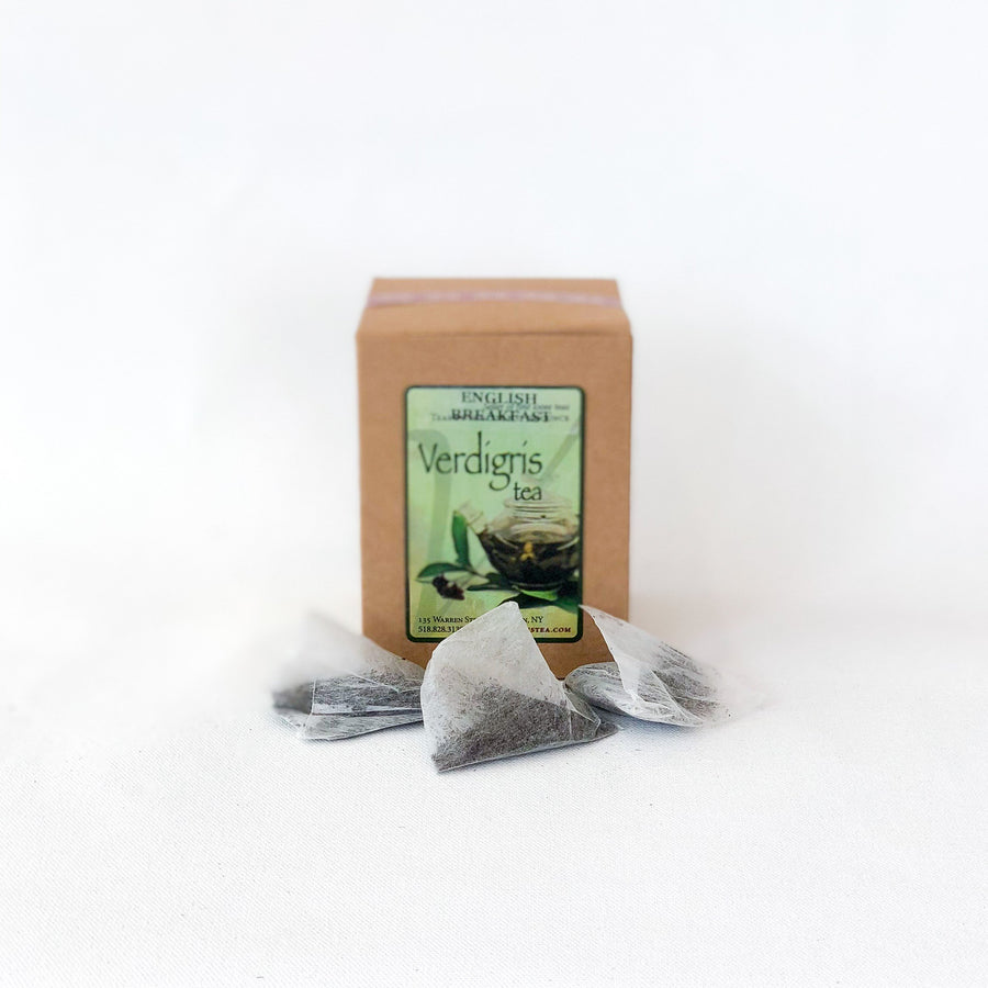 Cream Earl Grey Tea Bags