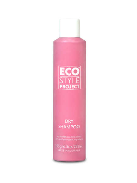 Eco Friendly Dry Shampoo