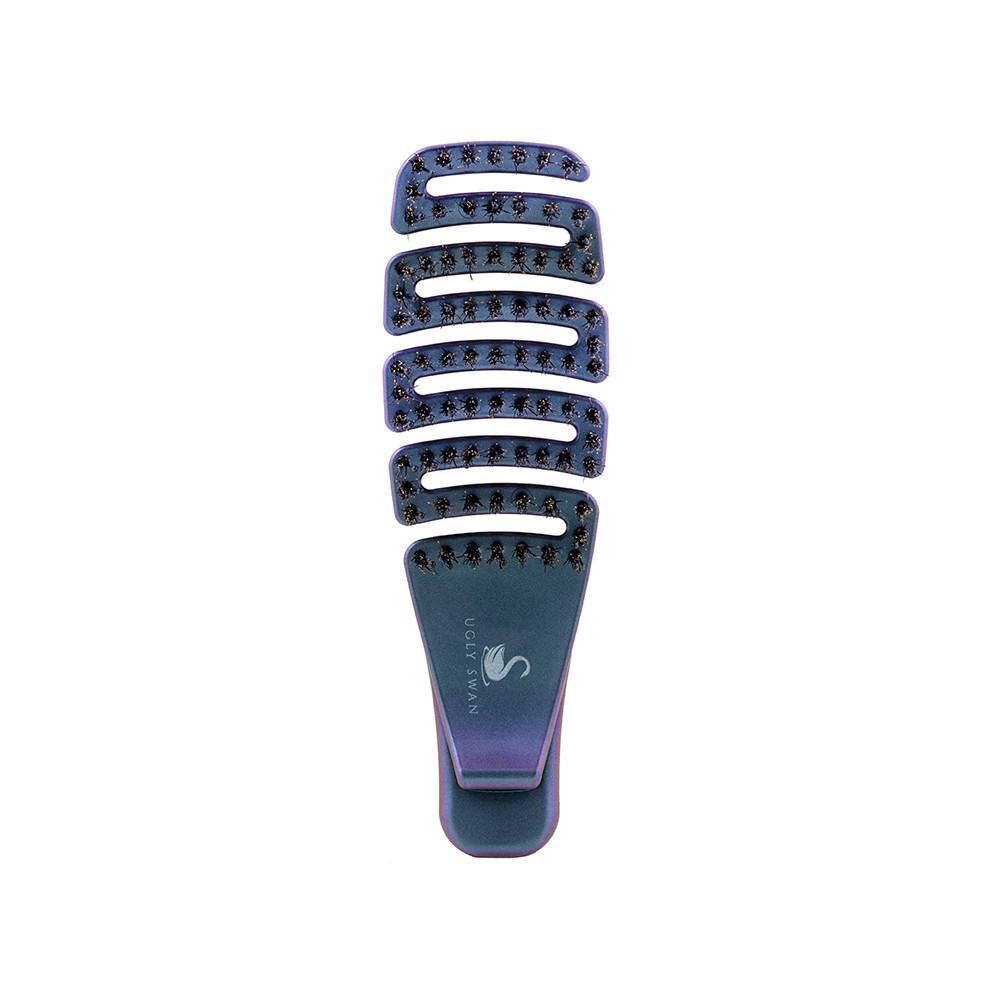 Scream-Free Hair Brush™ Palm Flexi