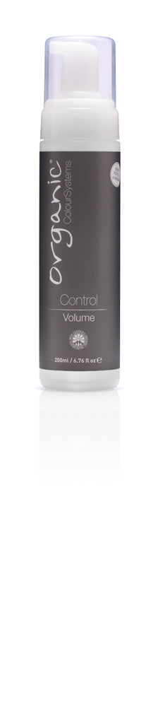 Organic Colour Systems Control Volume Mousse