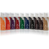 Organic colour systems PPD & PTD Free semi-permanent hair colour - No limits