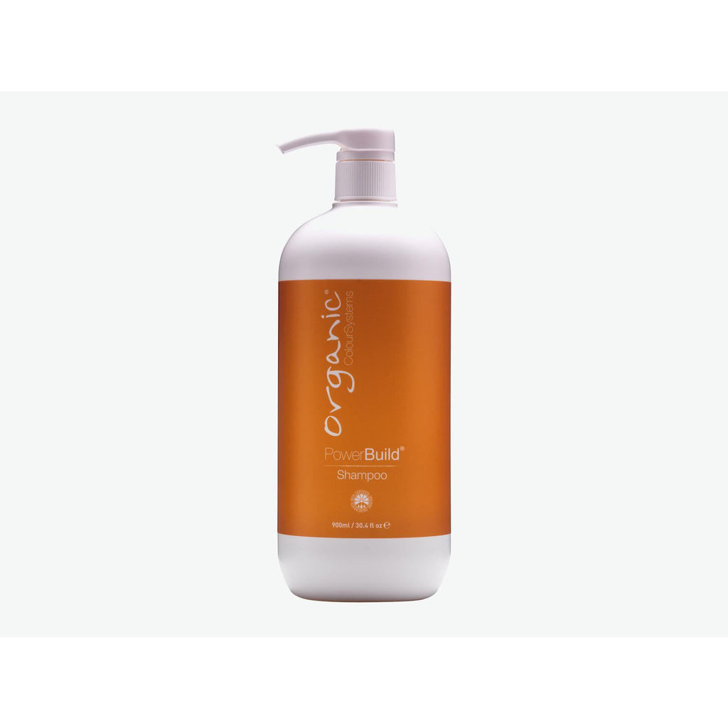 Organic colour systems Power Build Shampoo
