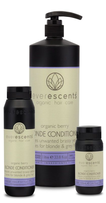 Everescents Organic Berry Blonde Conditioner