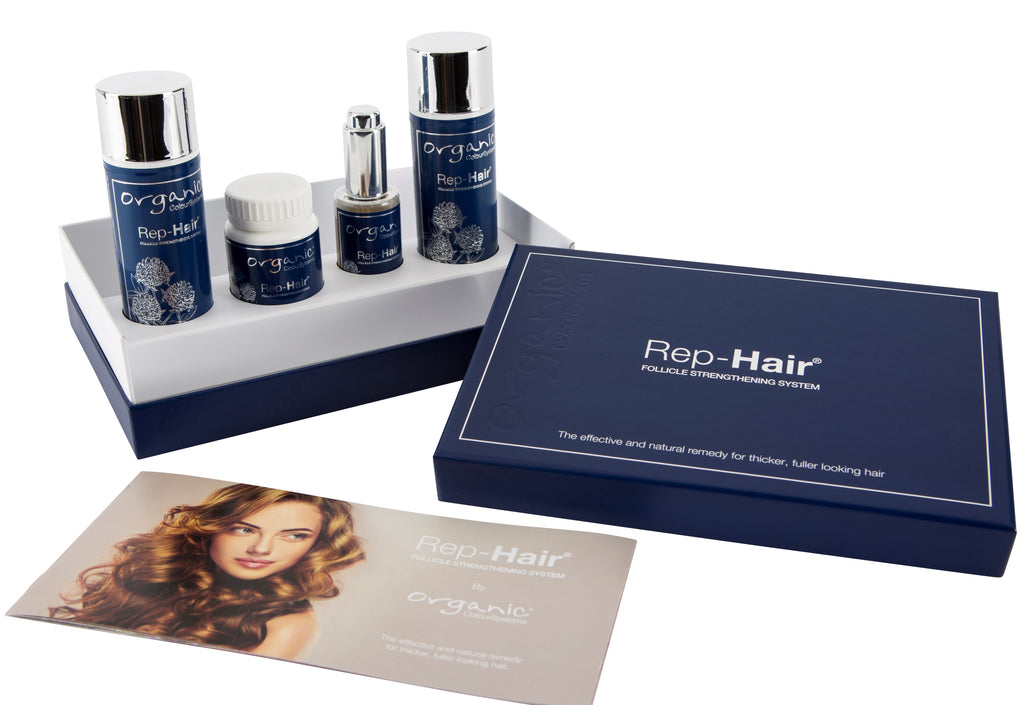 Organic colour systems Rep-Hair® Follicle Strengthening System