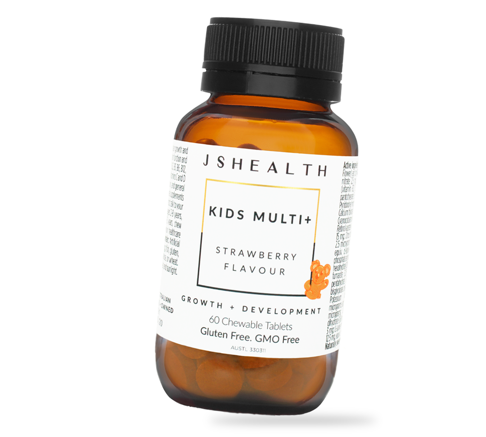 JS Health kids multi chewable tablets