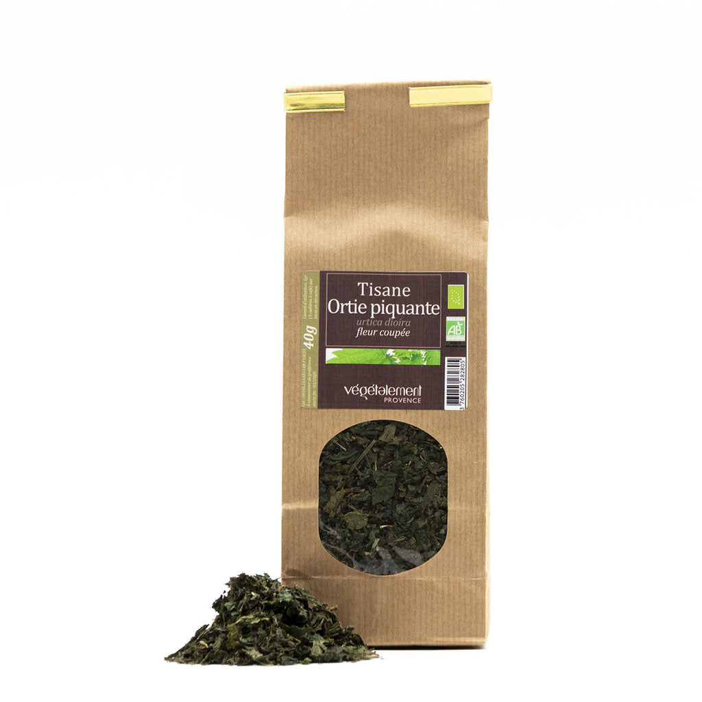 Organic stinging nettle herbal tea 40 GR