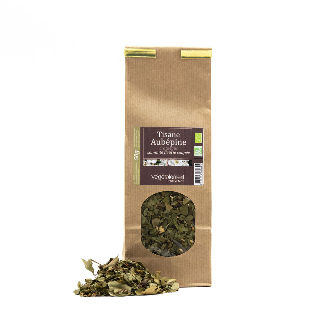 Organic hawthorn herbal tea 50 GR