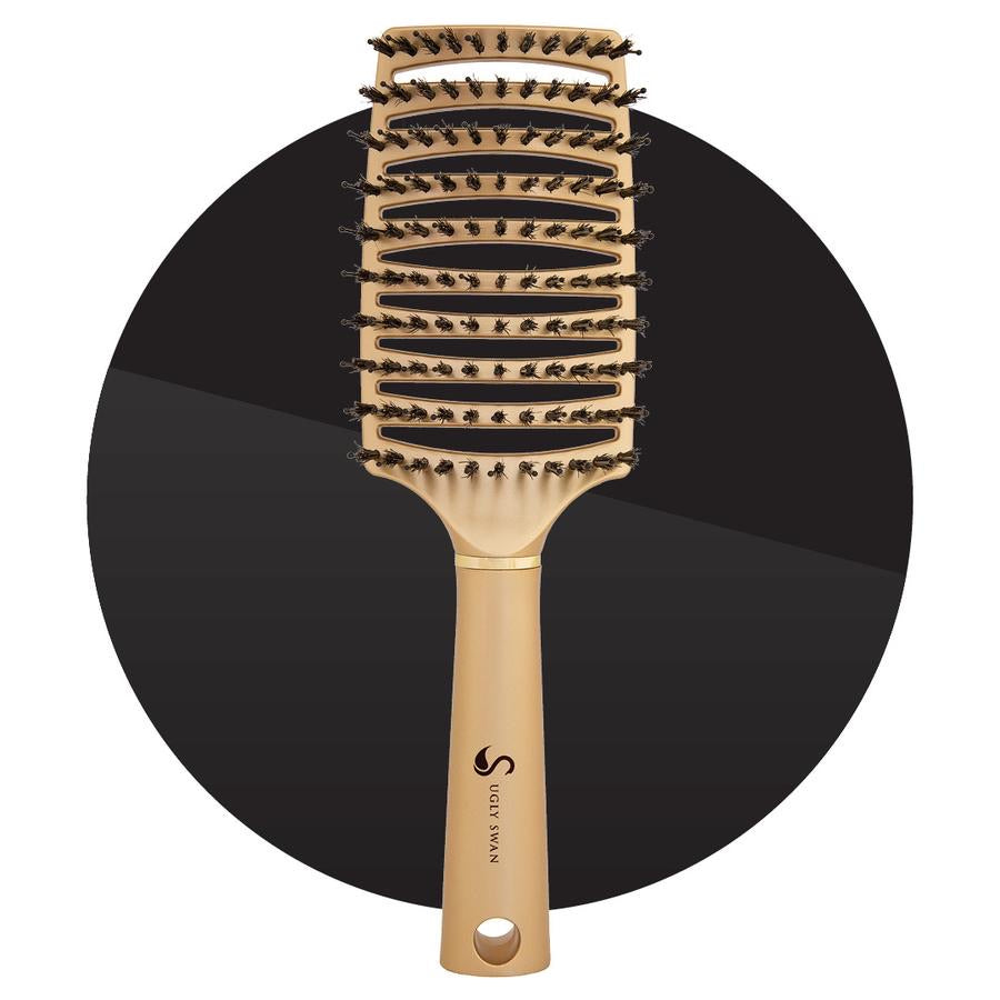 Ugly Swan Scream-Free Hair Brush™ Maxi WILD Collection