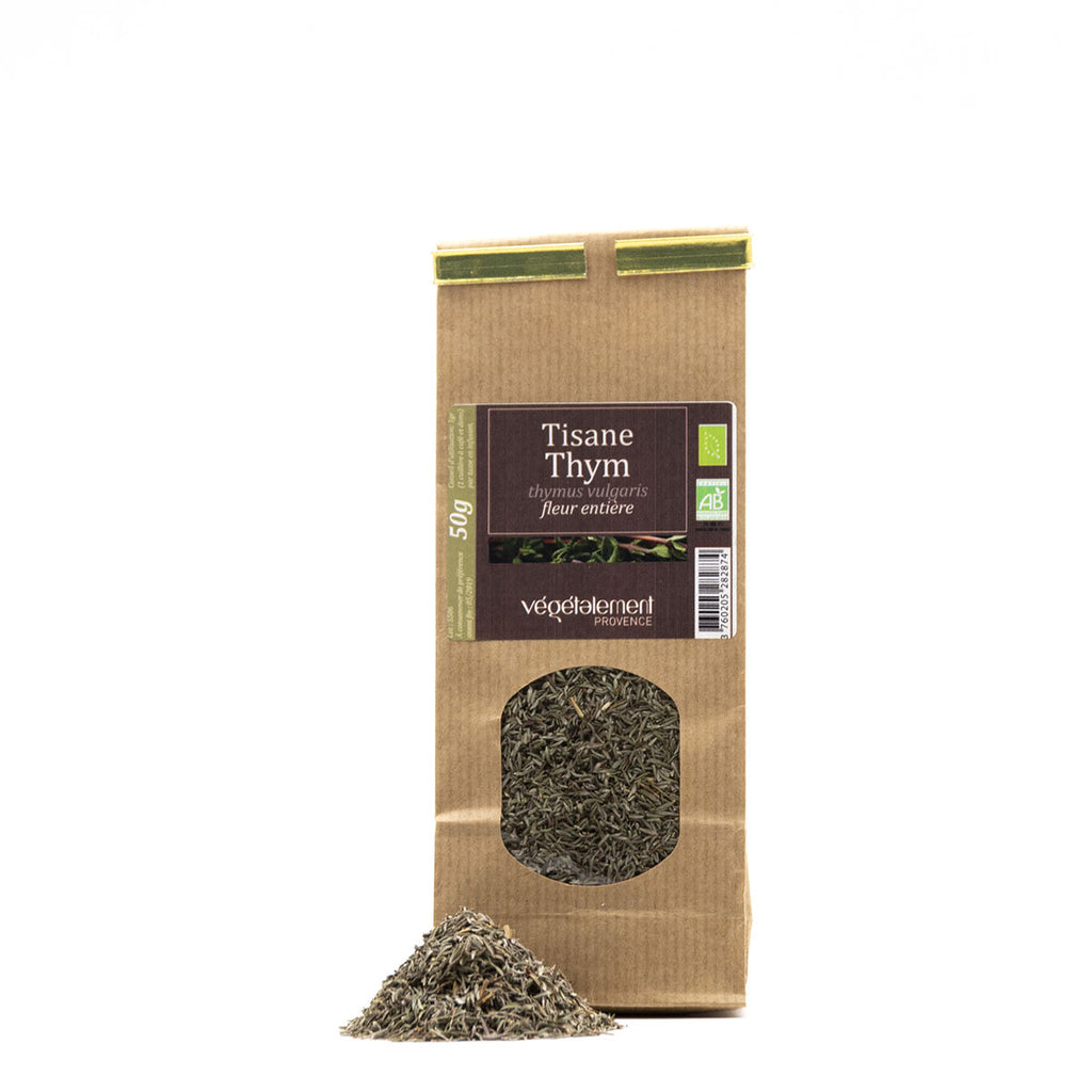 Organic thyme herbal tea 50 GR