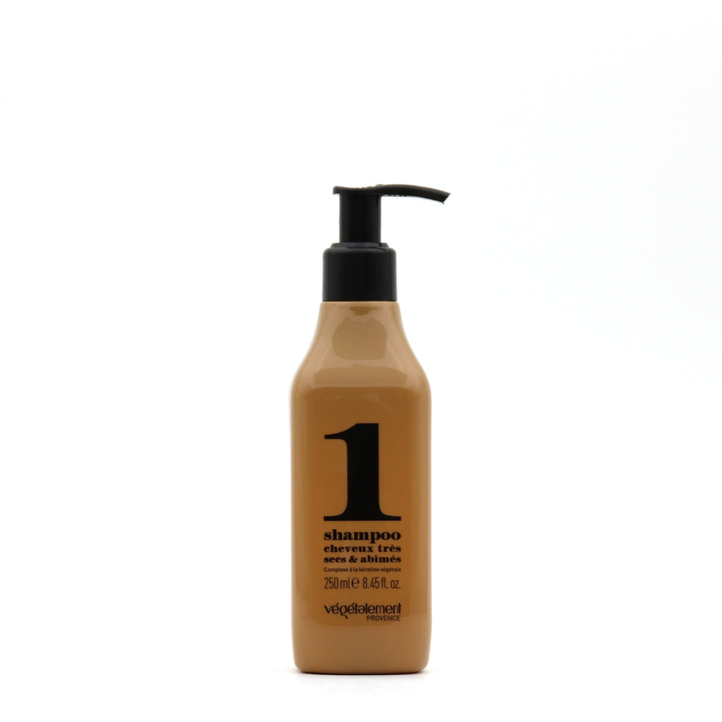 Vegetalement Plant based keratin shampoo