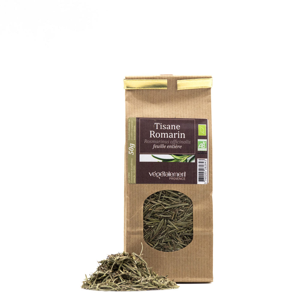 Organic rosemary herbal tea 50 GR