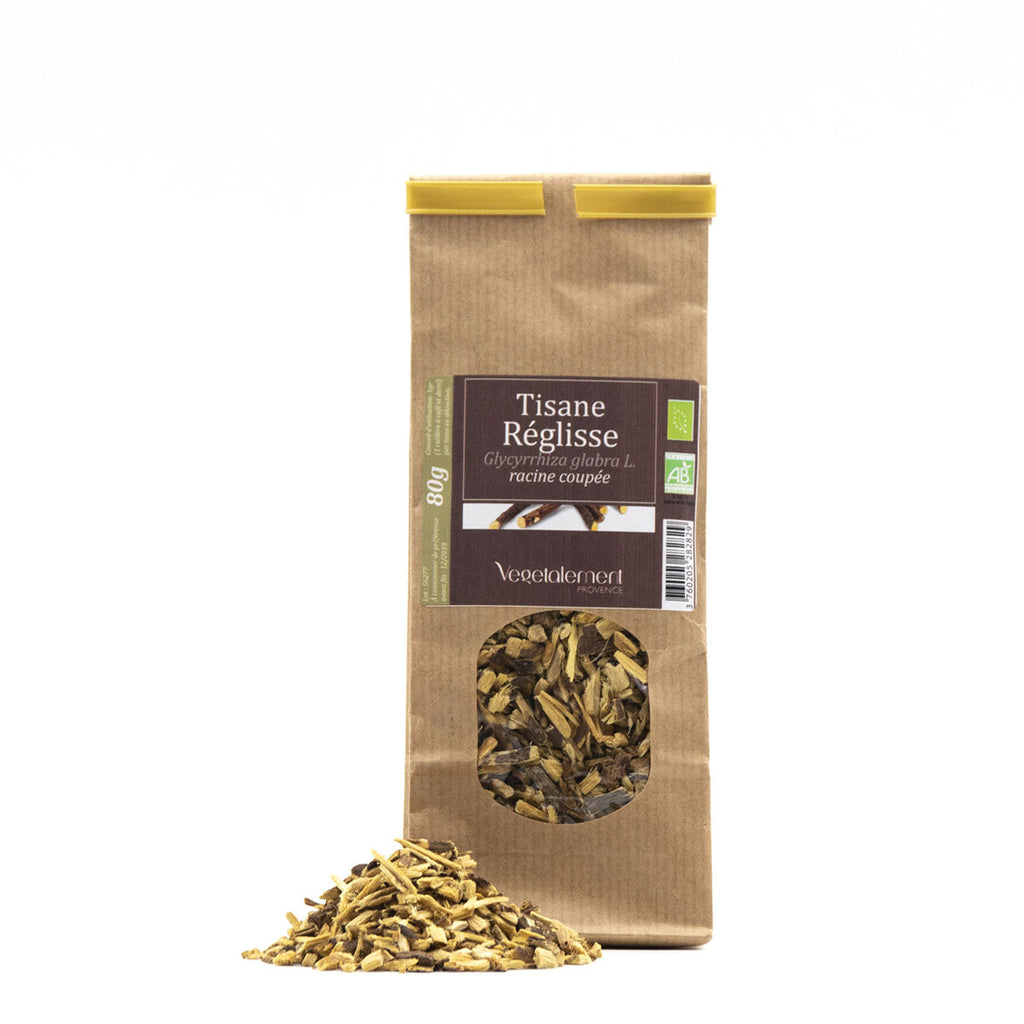 Organic liquorice herbal tea 80 GR