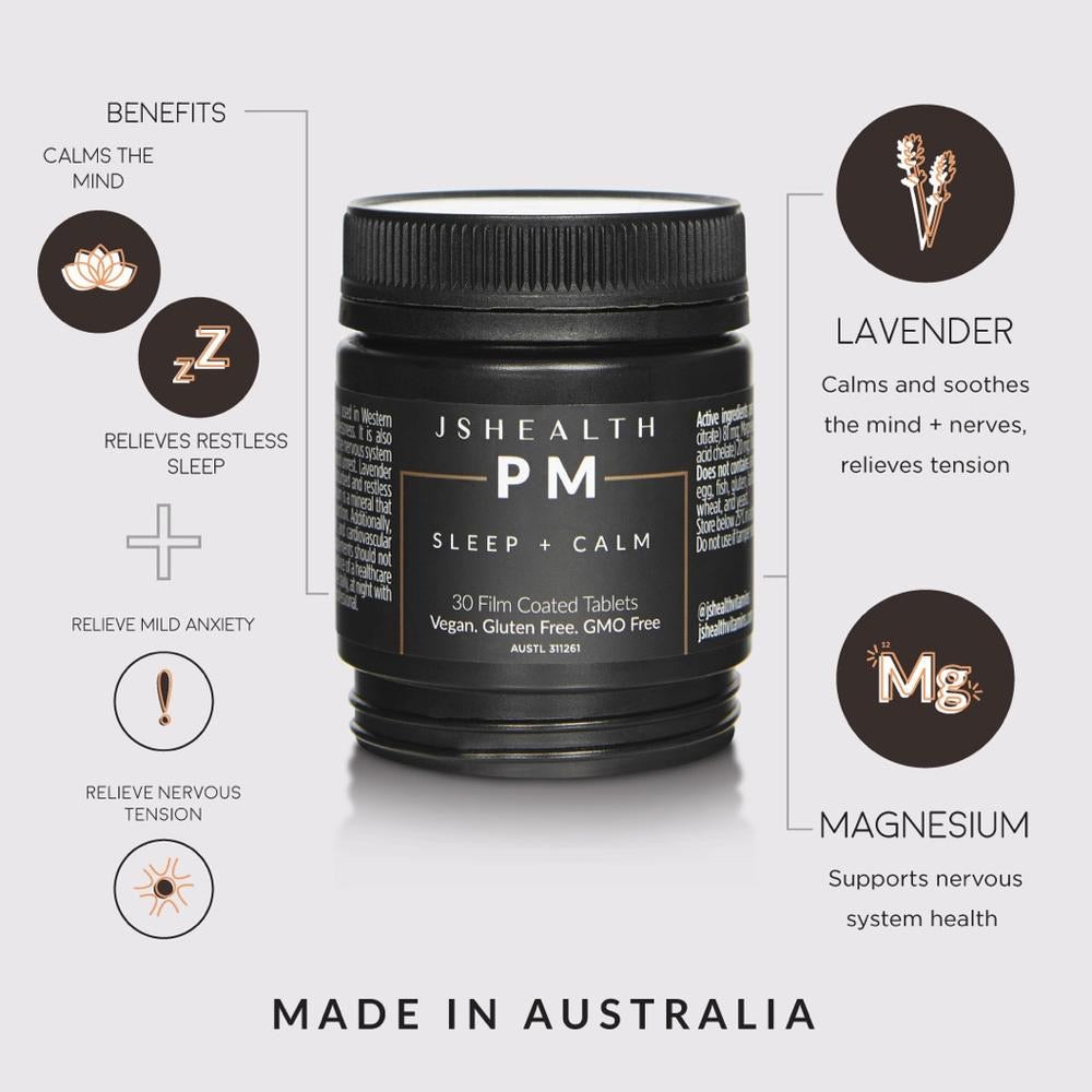 JS Health AM + PM formula