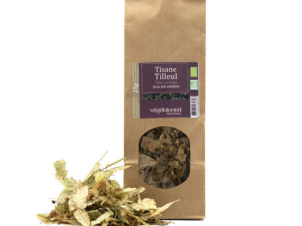 Organic boletus lime herbal tea 25 GR