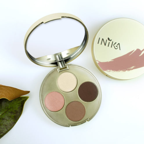 INIKA Limited Edition Eyeshadow Palette in 'Blossom'