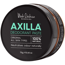 Axilla Natural Deodorant Paste Original