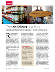 Our low FODMAP story in the March edition of SA Life Magazine