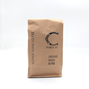 Coffee: Copper Horse Regular Whole Bean 12oz Bag