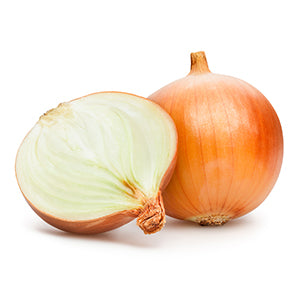 Onions: Yellow 3 Count