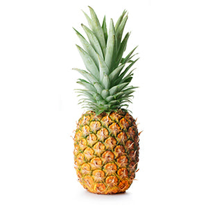 Pineapple: Fresh Whole 1 Count