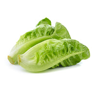 Lettuce: Romaine Hearts 3 Count Bag