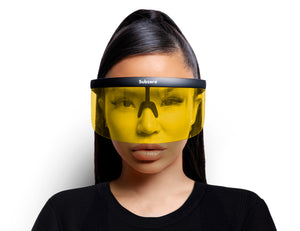 Visor Shield Yellow