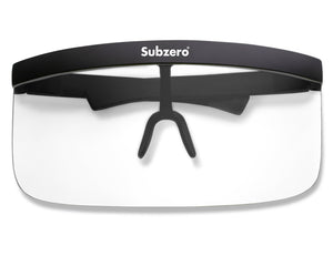 Visor Shield Black Clear