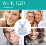 360° ULTRASONIC TEETH WHITENING KIT WITH LED LIGHT - BODYHEALTHTODAY