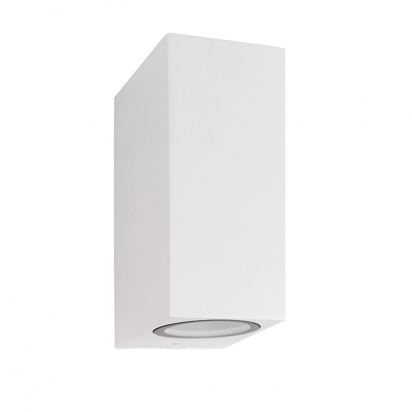 Applique Miseno Doppia Luce Bianca - Led lighting and co