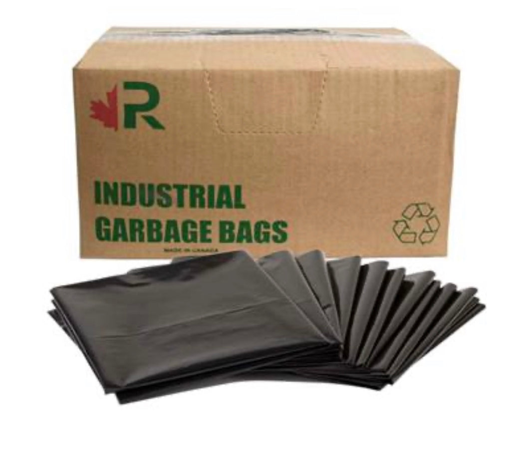 Garbage Bag - Regular Black