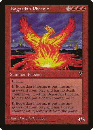 Bogardan Phoenix [Visions] | Gear Gaming Birmingham Alabama